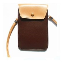 Mini leather Ladies Bag Cell Phone Shoulder Strap Bag