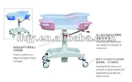 Ajustable cama para bebé, Infantil del bebé cuna, Cuna del bebé