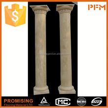 Marble Columns for Achitecture plastic roman columns
