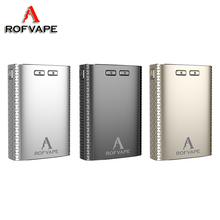 Hot New retail products A Box 2500mah*3 box mod clone by other brands no nicotine e cigarette 150W strong power output