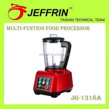 Best quality hot selling high speed blender fruit processor