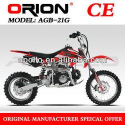 China Apollo Orion 110cc dirt bike mini cross 110cc bike kids bike AGB-21F