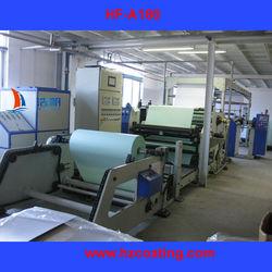 Carbo Label Hot Melt Coating Machine For India Market