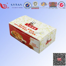 Custom fried chicken take away box packaging with good profesional team