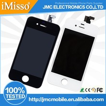 Factory Supply original quality LCD Display Screen for iPhone 4 (large volume in stock)