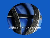 non-silicone Pile Weather Strip/self-adhesive sealing brush strip/woven brush seal stripping for doors and windows
