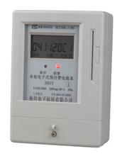 Monofase prepagata watt elettrici contaore, ddsy ic card misuratore di potenza