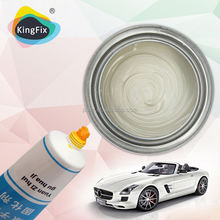 Auto body filler with red hardener,gravity is only 1.3kg/L