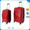 High Quality Custom Logo ABS hard shell travel luggage bag