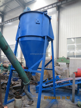 nylon fiber separator machine/ waste tire recycling line / full automatic recycling plants