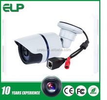 high quality 720P onvif p2p waterproof ir security bullet ip camera mini size