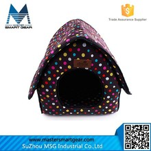 Polyester Warm Pet Cat House