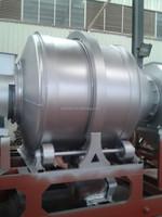 hot bitumen mix plant