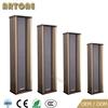 """TZ-315 15W 70V/100V 4"""" column public address system outdoor speaker"""
