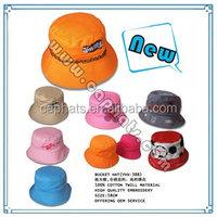 wholesale tie dyed reversible bucket hat