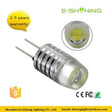 Hot selling LED G4 DC 12V 1.5W G4 LED