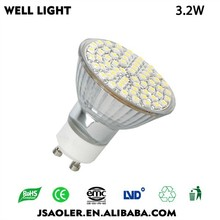 wall lamp led with remote GU11 3528 3W kitchen furniture light light switches dimmable