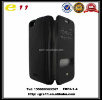 China wholesaler mobile phone window case for Tecno F5