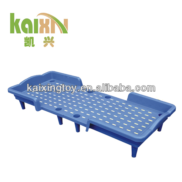 High Quality Plastic Toddler Beds Kids Cot Bed