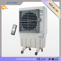 Hot sell electric water air cooler/ /70L/ 280W/7000m3/hr airflow
