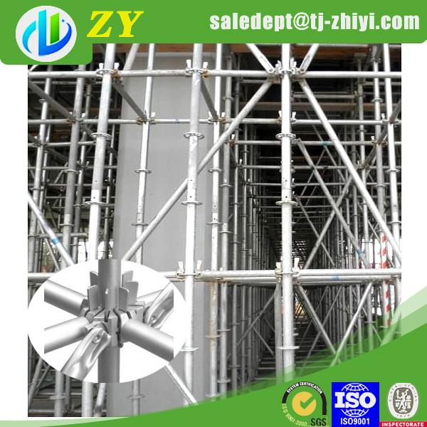 Scaffolding Parts Suppliers : Silver scaffold caster and aluminum parts for