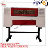 Deruge multifunction yag laser metal cutting machine for car/automobile/components