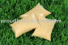 Water soluble bag. Professional manufacturer of only water-soluble materials.