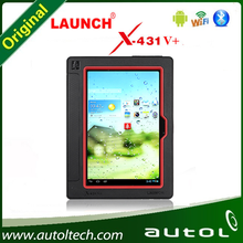 New Advanced than Launch X431 V auto scanner 100% Original LAUNCH X431 V+ WIFI BLUETOOTH Global Version with Full System Scanner