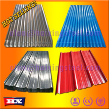 High quality Promotion goods/galvanized sheet metal roofing price