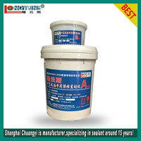 CY-03 double component polysulfide glue for Aluminium Composite panels and Glass work