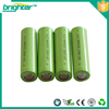 lithium battery for electric bike super lithium capacitor 18650 3.7v battery