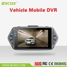 Hot selling Mov File, H.264 Compression Vehicle Mobile DVR