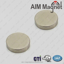 Large Strong permanent Neoymium Magnet Industrial Application