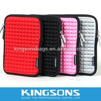 2014 best sell 11.6 inch laptop sleeve with zipper