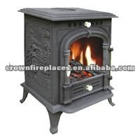 2013 Ture fire Cast Iron fireplaces(JA002)