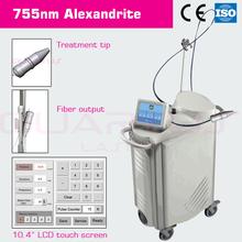 Manufactory Candela GentleLase 755nm hair removal alexandrite laser alexandrite