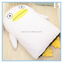 Huge Comfortable Cartoon Bed Sleeping Bag / Tatami Thicker Mattresses Cartoon Bed