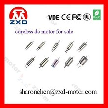 6mm diameter 1.5v mini dc motor for toys