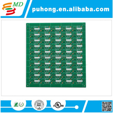 video game controller pcb panel