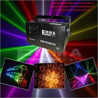Factory Direct 1200mW Full Color Animation Laser Light for Home Party/DJ/Club/celebration