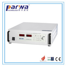 High accuracy and customized laboratory dc power supply for testing