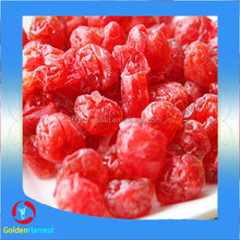 Chinese wholesale Organic healthy dried fruit dried cherry for sale