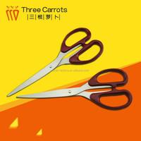 OEM Black Color Slim Best Tailoring Kitchen Long Blade Scissors