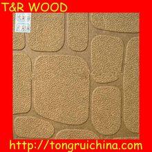 de alta calidad pura fibras de madera lisa llanura hardboard