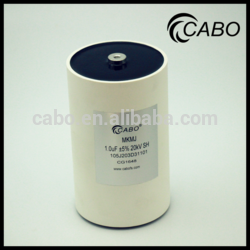 high voltage pulse oil filled capacitor
