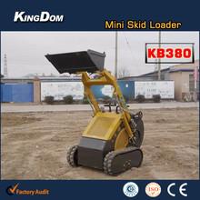 Top miniloaders,mini track loader like john deere frontend loader