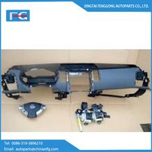 Car dashboard design with german standard, auto parts manufacturer