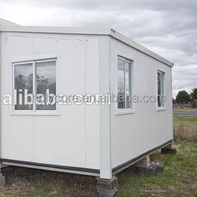 Low Cost Prefabricated Modular Homes Design Made Of