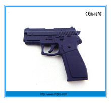 China factory wholesale gift small memory stick gun