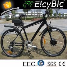 250w MTB front power motor 36v li-ion Hybrid 26'' electric bike (E-TDF07C )